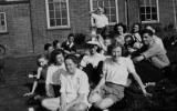 1947 Malton Grammar School Exchange group