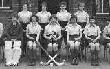 Malton Grammar School Hockey team 1958