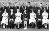 1962-3 Malton School Sixth Form