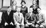 Malton National School staff 1933